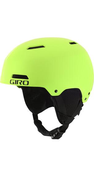 Giro Crüe MIPS Junior Highlight Yellow